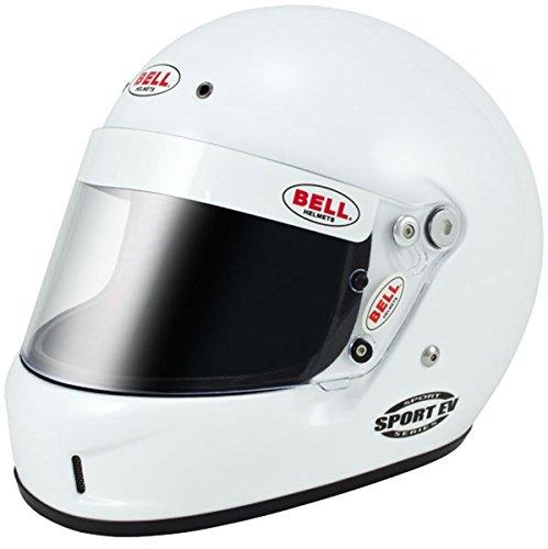 Bell Racing Sport EV White Helmet SM  57 SA10