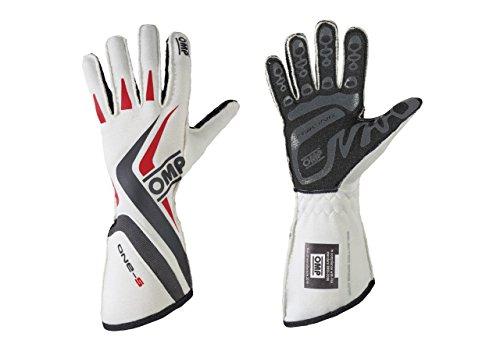 OMP IB755EWM One-S Gloves White Medium MY2016