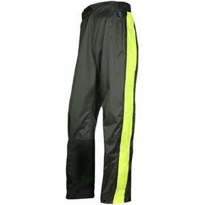 Olympia Horizon Rain Pants - MediumLargeBlackNeon Yellow