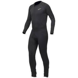 Alpinestars Tech Race One-piece Suit , Size: Md, Distinct Name: Black, Gender: Mens/unisex 475208-10-m