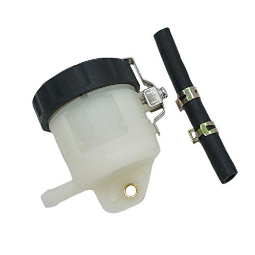 Lefossi Motorcycle Front Brake Master Cylinder Brake Pump Tank Oil Cup Fluid Bottle Reservoir For Suzuki GSXR 600 1997-2005 GSXR 750 2000-2005 GSXR 1000