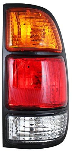 Toyota Tundra 00-06 Right Rh Rear Brake Taillight Taillamp New Lens Housing