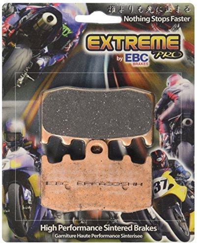 EBC Brakes EPFA335HH EPFA Double H Sintered Disc Brake Pad