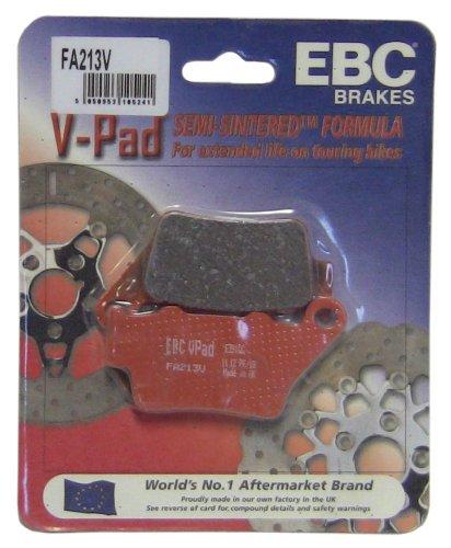 EBC Brakes FA213V Semi Sintered Disc Brake Pad