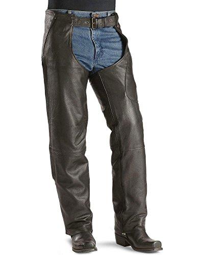 Milwaukee Motorcycle Clothing Company MMCC Gunslinger Unisex Chap X-Large