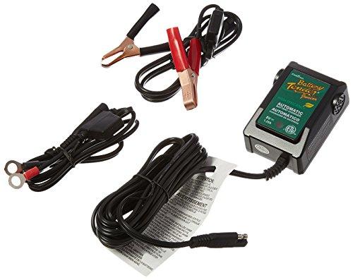 Battery Tender 022-0197 8v 1.25 High Efficiency Battery Charger