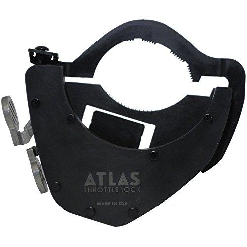 ATLAS Throttle Lock - A Motorcycle Cruise Control Throttle Assist BOTTOM KIT