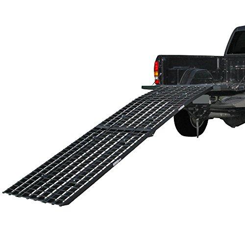 Rage Powersports BW-14440-HD 12 Black Widow Extra Long Motorcycle Loading Ramp