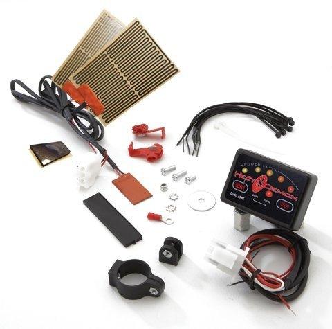 Heat Demon 210212 Dual Zone Snowmobile Grip Heater Kit