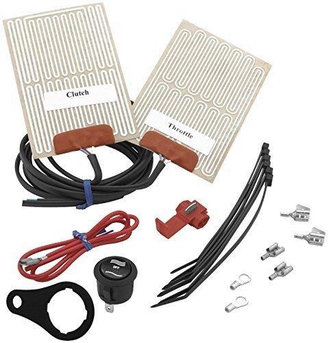 Heat Demon External Grip Warmer Kit for Motorcycle 210019RR