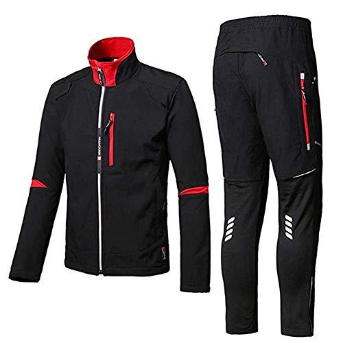 GTS Raincoat 2 Piece Suit Raincoat Mens Raincoat Heavy Waterproof Hooded Motorcycle Riding Raincoat Work Raincoat Size  XXL