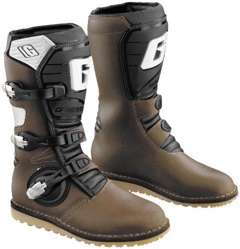 Gaerne Balance Pro-Tech Mens Brown Motocross Boots - 11