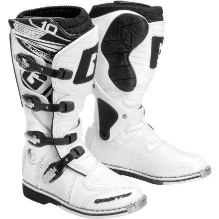 Gaerne SG-10 Boots - 9White