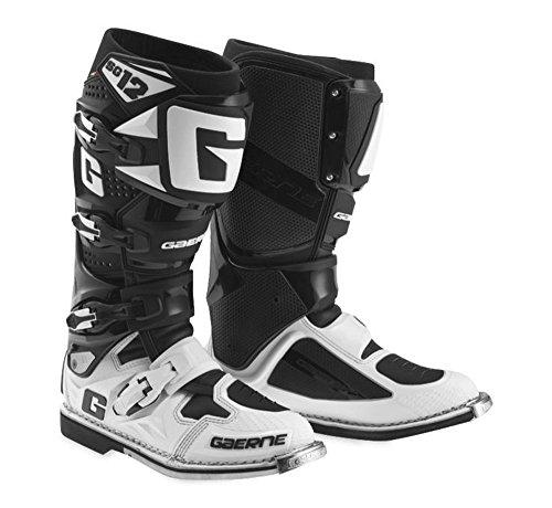 Gaerne SG-12 Boots BlackWhite 10