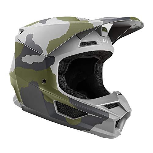 2020 Fox Racing Youth V1 Przm Camo Helmet-YL