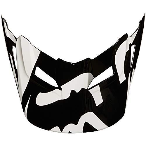 Fox Racing 2018 Youth V1 Helmet Visor - Race Black