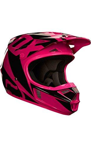 Fox Racing Kids Youth V1 Race Helmet 19541-170-M