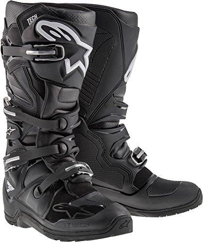 Alpinestars Tech 7 Enduro Mens Black Motocross Boots - 11