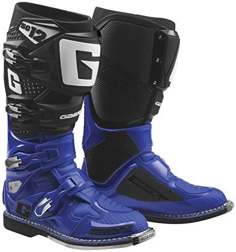 Gaerne New 2019 SG-12 Mens Motocross Boots BlueBlack 12