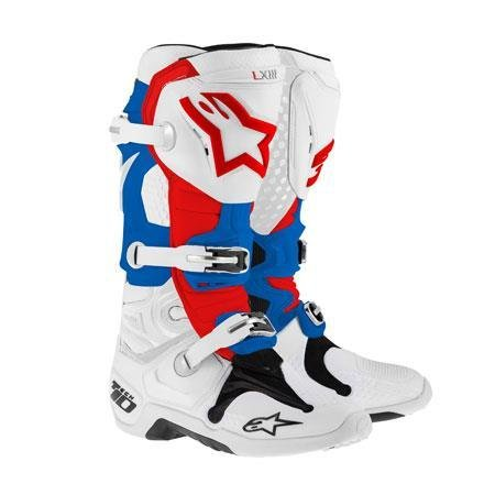 Alpinestars 14 Tech 10 Boots Patriot 8 A20100142738