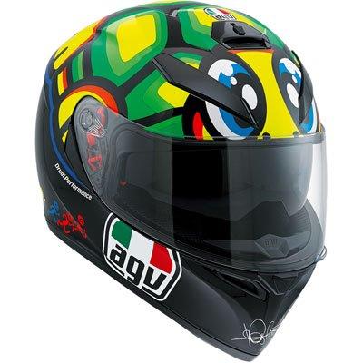 AGV K3SV Tartaruga Helmet LG DOT
