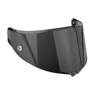 AGV PistaCorsa SR Adult Helmet ShieldVisor Race Dark Smoke One Size