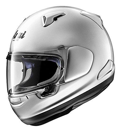 Arai Quantum-X Aluminum Silver Full Face Helmet XL