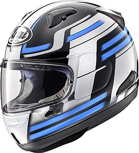 Arai Quantum-X Competition Blue Full Face Helmet - Medium