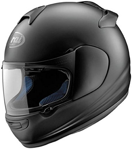 Arai Vector 2 Black Frost Motorcycle Full Face Helmet X-Large
