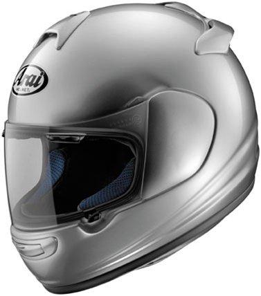 Arai Vector-2 Solid Aluminum Motorcycle Helmet - Large