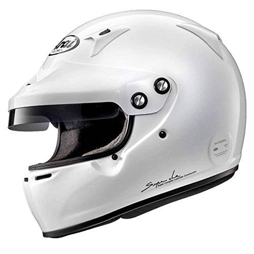 Arai GP-5WP 8859 Series 4-wheel for a full-face helmet white M 57-58 GP-5WP 8859M 57-58