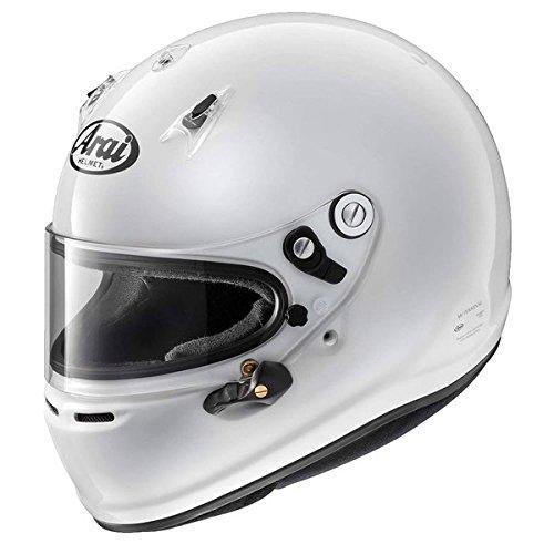 Arai GP-6 8859 Series 4-wheel for a full-face helmet white XL 61 GP-6 8859XL 61