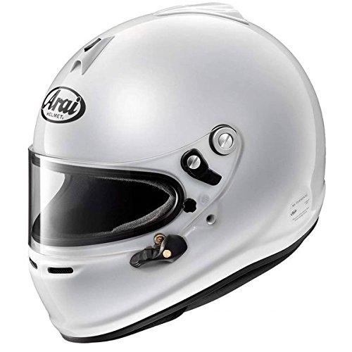 Arai GP-6S 8859 Series 4-wheel for a full-face helmet white M 57-58 GP-6S 8859M 57-58