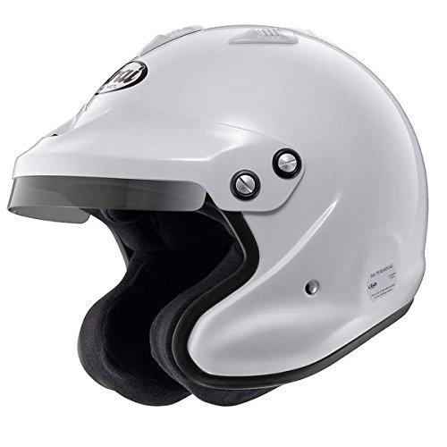 Arai GP-J3 8859 Series 4-wheel for the open-face helmet white L 59 GP-J3 8859L 59 white