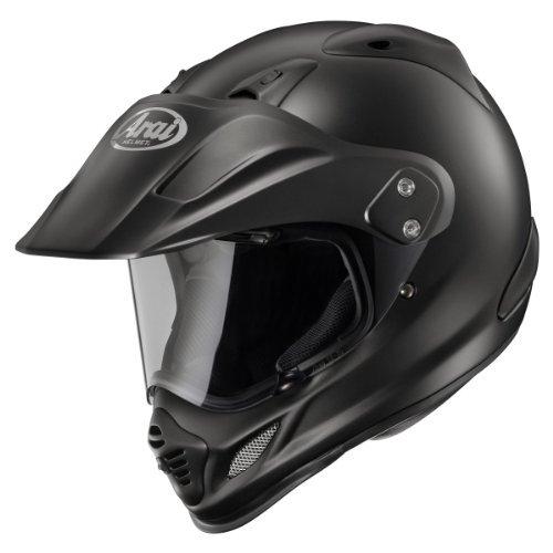 Arai Mens Full-Face-Helmet-Style GP-6S M6 SAH-2015 Helmet Black Frost Large