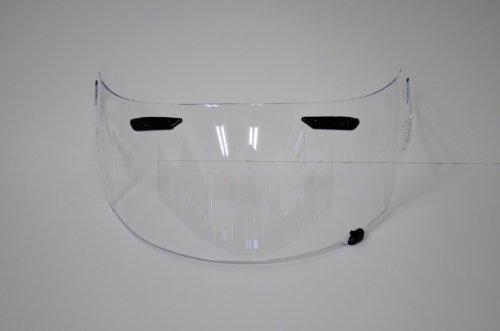 Aftermarket Product Brand NEW Clear Transparent Visor Helmet Shield for 2009 ARAI RR5 RX-7 RX-Q