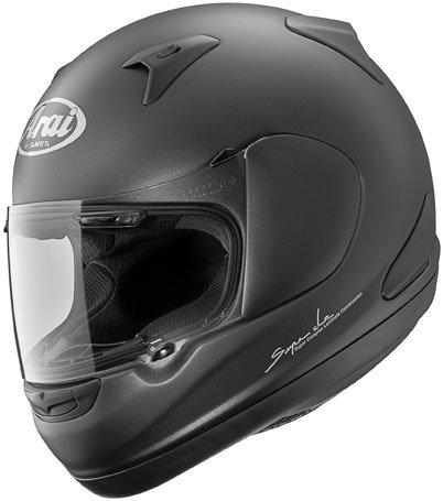 Arai RX-Q Black Frost Full Face Helmet L