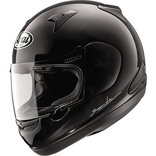 Arai RX-Q Black Helmet size X-Small