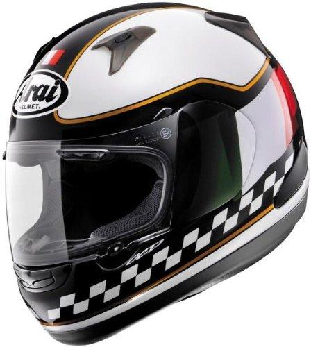 Arai RX-Q Italy Flag Full Face Helmet - Large