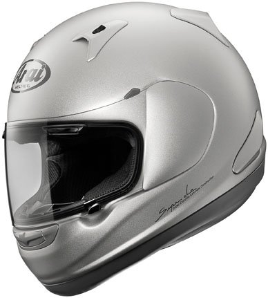 Arai RX-Q Silver Frost Full Face Helmet M