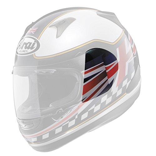 Arai RX-Q UK Flag Helmet Shield Cover