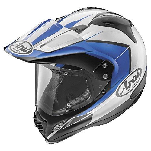 Arai XD4 Flare Dual Sport Helmet-Blue-L