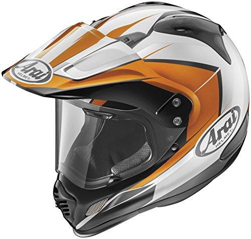 Arai XD4 Flare Dual Sport Helmet-Orange-L