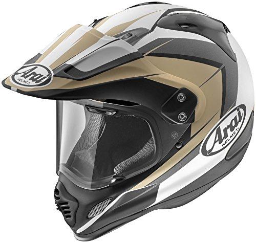 Arai XD4 Flare Dual Sport Helmet-Sand Frost-L
