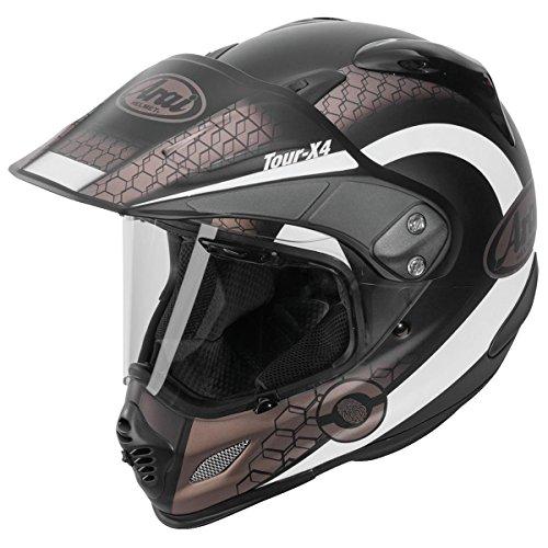 Arai XD4 Mesh Sand Frost Dual Sport Helmet - X-Large