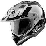 Arai XD4 Silver Explore Dual Sport Helmet - X-Large