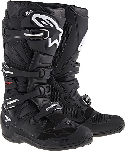 Alpinestars Tech 7 Boots-Black-10