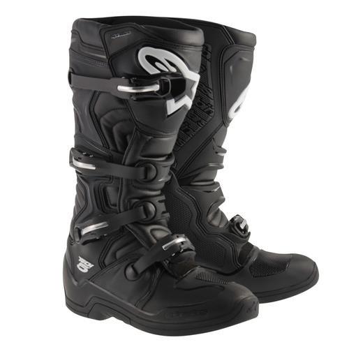 Alpinestars Tech 5 MX Boots Adult Motocross Sole Black -12