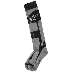 Alpinestars Tech Coolmax MX Socks-Black-LXL
