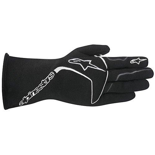 Alpinestars TECH 1 Race Gloves BlackWhite X-Large